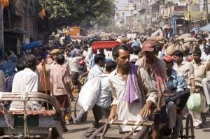 CrowdedIndianStreet